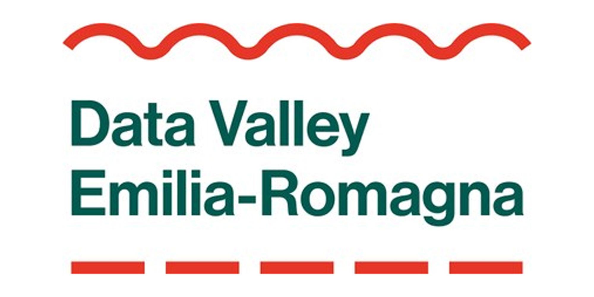 Logo Data Valley Emilia Romagna